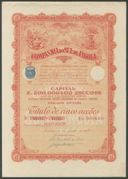 Companhia do Sul de Angola