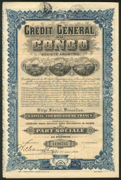 Credit General du Congo