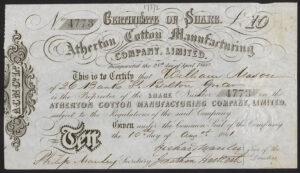 Cotton Mills & Textiles