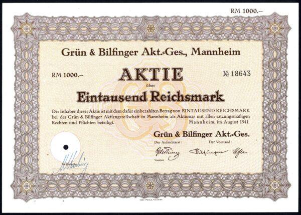 Bilfinger Ag