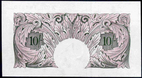 Peppiatt-Ten-Shillings-X03E-184969-1940-pressed-approx-Very-Fine-382030911228-2