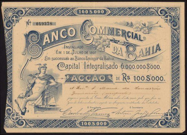Brazil-Banco-Commercial-da-Bahia-100-reis-share-1897-172694552779